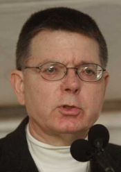 A 2002 photo of Dr. George Tiller.