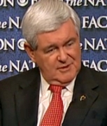 Presidential candidate Newt Gingrich explains why he feels the president can arrest judges with whom he disagrees.