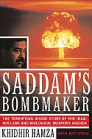 The cover of &#8216;Saddam&#8217;s Bombmaker.&#8217;