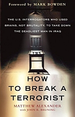 Cover of 'How to Break a Terrorist.'