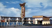 The Imperial Motel in Kingman, Arizona.