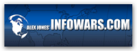 Infowars (.com) logo.