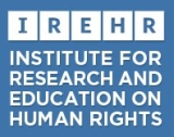 Institute for Research & Education on Human Rights logo.