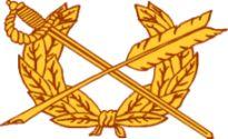 JAG branch insignia.