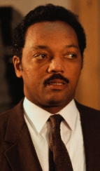Reverend Jesse Jackson.