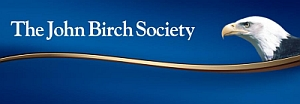 John Birch Society logo.