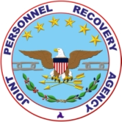 Joint Personnel Recovery Agency logo.
