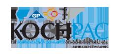 KochPAC logo.