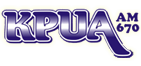 KPUA-AM logo.