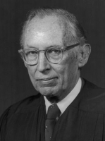 A 1979 portrait of Justice Lewis Powell.