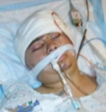 Luis Ramirez, dying of head injuries suffered during a beating by four Pennsylvania teenagers.