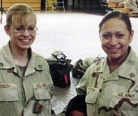 Privates Jessica Lynch and Lori Piestewa.