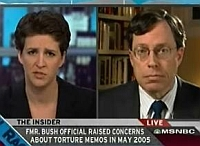 MSNBC host Rachel Maddow interviews former State Department official Philip Zelikow.