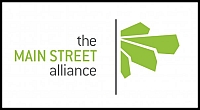 Main Street Alliance logo.