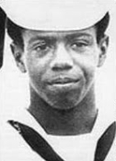 A Navy photo of Mark Essex.