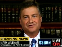 Mark Williams, speaking on Anderson Cooper's CNN broadcast.