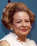 Martha Mitchell.