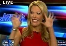 Fox's Megyn Kelly.