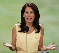 Michele Bachmann.