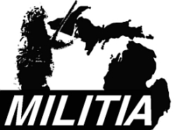 Michigan Militia logo.