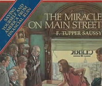 A portion of the cover of &#8216;Mirache on Main Street.&#8217;