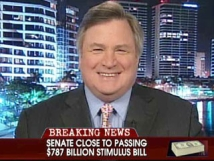 Dick Morris discussing the economy on Fox News.