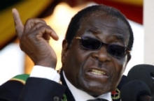 Robert Mugabe.