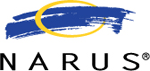 Narus logo.