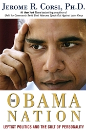 Cover of &#8216;The Obama Nation&#8217;