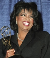 Oprah Winfrey in 1993.