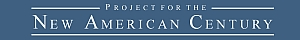 PNAC logo.