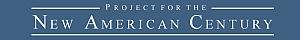 PNAC logo.