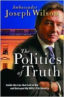 Cover of Wilson's 'The Politics of Truth.'