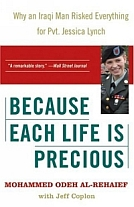 Cover of <i>Because Each Life Is Precious</i>.