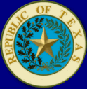Republic of Texas logo.