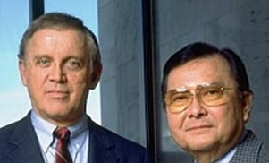 Warren Rudman and Daniel Inouye.