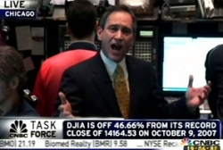 CNBC commentator Rick Santelli &#8216;rants&#8217; about the Obama economic policies.