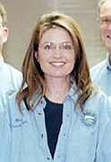 Sarah Palin during her tenure on Wasilla's City Council.