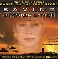 Image from the &#8216;Saving Jessica Lynch&#8217; poster.