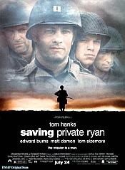 Studio poster for &#8216;Saving Private Ryan.&#8217;