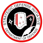 Strategic Defense Initiative logo.