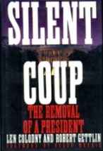The cover of <i>Silent Coup.</i>