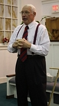 Pastor Stan Craig.