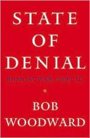 Original cover to Woodward&#8217;s &#8216;State of Denial.&#8217;