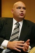 McCain-Palin campaign strategist Steve Schmidt.