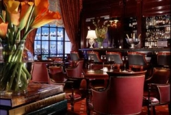 The Library Lounge of the St. Regis Hotel, where Libby and Miller discussed the Wilsons.