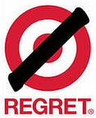 One of many images produced to protest Target's perceived anti-gay donations.