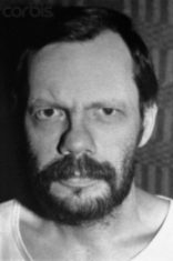 A photograph of Terry Anderson provided by his captors.