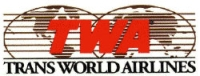 TWA logo.