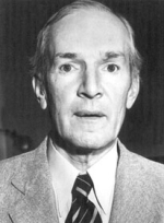 Upton Sinclair.